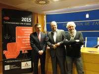 Julia Navarro, Eduardo Mendoza y Juan José Millás participarán en el ciclo 'Conversaciones con el autor'