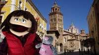 La muñeca Tina dará a conocer Teruel y la Leyenda de los Amantes como reportera especial