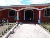 La ONG Movimiento Rural Cristiano de Monegros inaugura un centro de día para mayores en Nicaragua
