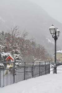 Alerta naranja por nevadas y vientos, especialmente en el Pirineo