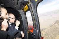 Agilizar las ayudas a los afectados por la crecida del Ebro,