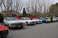 Una veintena de coches clásicos del Classic Car Les Franqueses visitará Mequinenza