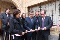 La Diputación invierte 145.000 euros en la nueva Casa Consistorial de Vierlas