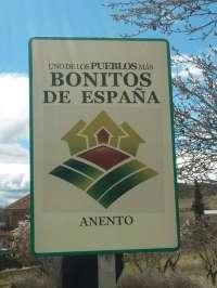 Anento, reconocido como uno de los pueblos más bonitos de España