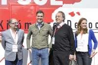 Sánchez (PSOE) promete una reforma fiscal