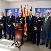 La Policía Nacional y Local en Alcañiz estrenan nueva sede