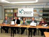 El IET edita la 'Historia de la ciudad de Teruel'