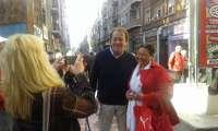 Pérez Anadón (PSOE) apuesta por convertir el barrio de Delicias en un