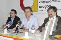 Luis Miguel López y Ángel Herrero, candidatos a la Presidencia de Aragón y la alcaldía de Zaragoza por Compromiso