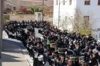 S.Samper de Calanda multiplica estos días su población por ocho