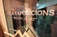 Más de 30 obras componen la exposición colectiva del Grup d'Art de Mequinenza