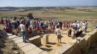 La Fundación Uncastillo organiza el I Fin de Semana Romano en Los Bañales