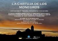La Cartuja de las Fuentes protagoniza una exposición en el Museo de la Laguna de Sariñena