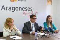Aliaga (PAR) apuesta por la regeneración democrática e institucional para recuperar la confianza de los aragoneses
