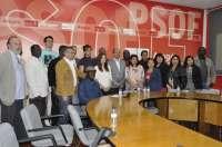 Lambán (PSOE) promete elaborar el segundo Plan de Convivencia Intercultural y dotarlo económicamente