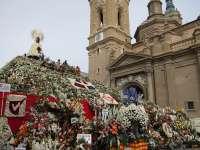 Una aplicación web permitirá personalizar el manto de la Virgen del Pilar