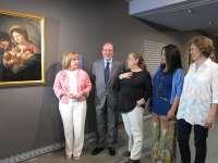 Descubierta una nueva pintura de la etapa de juventud de Goya gracias a una muestra del Museo Ibercaja