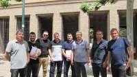 La minería aragonesa pide el apoyo del Ejecutivo para la estabilidad del sector y del empleo