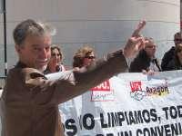 La coordinadora de Zaragoza en Común fijará esta tarde sus condiciones y confía llegar a un acuerdo