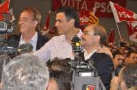 Sánchez se reúne este miércoles con varios líderes autonómicos, entre ellos Javier Lambán