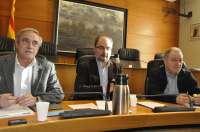 Miguel Gracia (PSOE) confía en que el