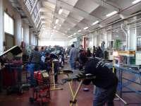 Huesca celebra su I Feria de Formación Profesional