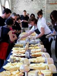 La IV Cata-Concurso de Quesos de Aragón, el 13 de junio en Biescas