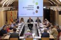 Antonio Suárez preside la última reunión del Consejo de Cooperación Comarcal de la legislatura