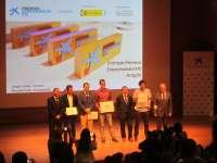 La empresa Sensovida, premio EmprendedorXXI en la categoría autonómica 'Emprendes'