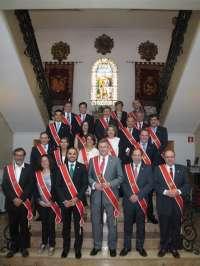 Manuel Blasco (PP), elegido alcalde como cabeza de la lista más votada