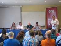 Bizén Fuster repetirá como diputado provincial de CHA