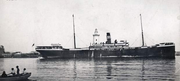 El 'Titanic español'