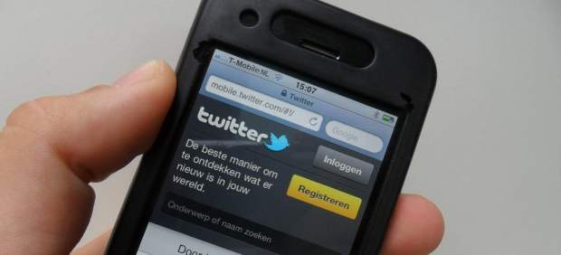 Twitter móvil