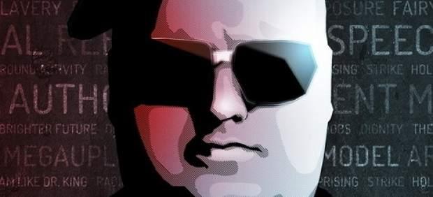 Avatar de Kim Dotcom en Twitter
