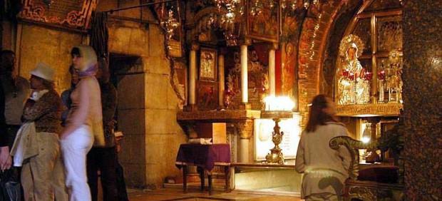 La basílica de Jerusalén