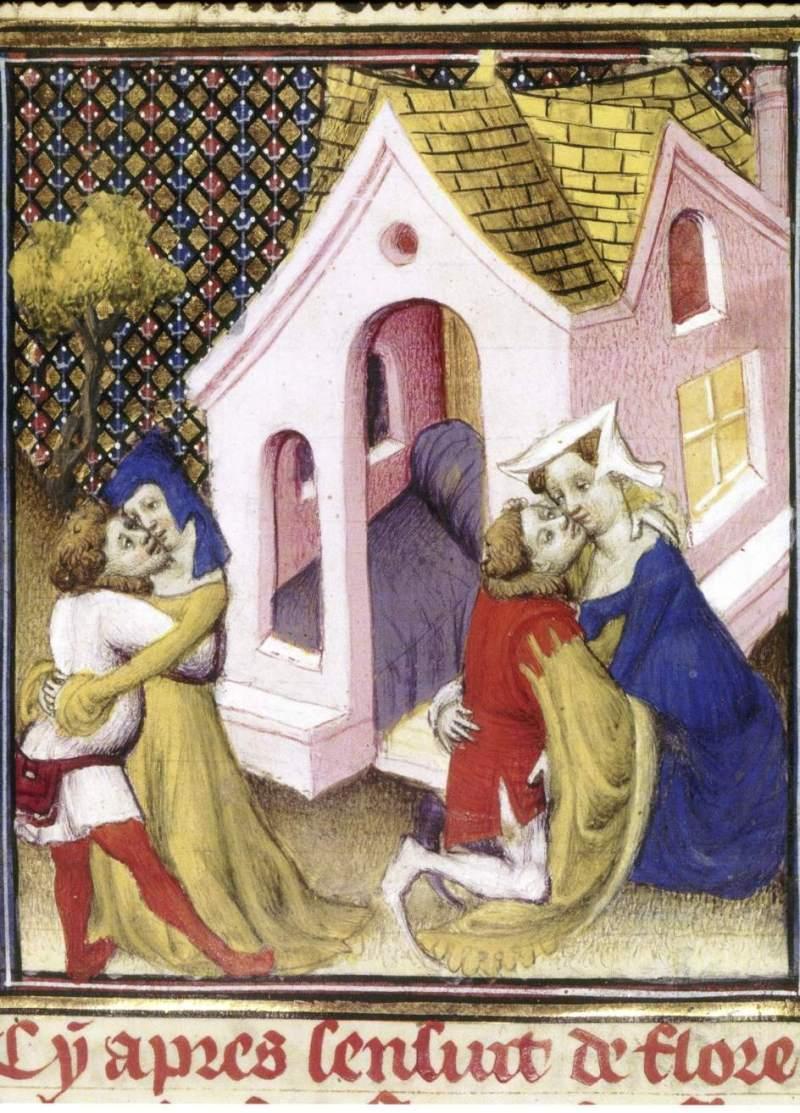 Prostitución medieval