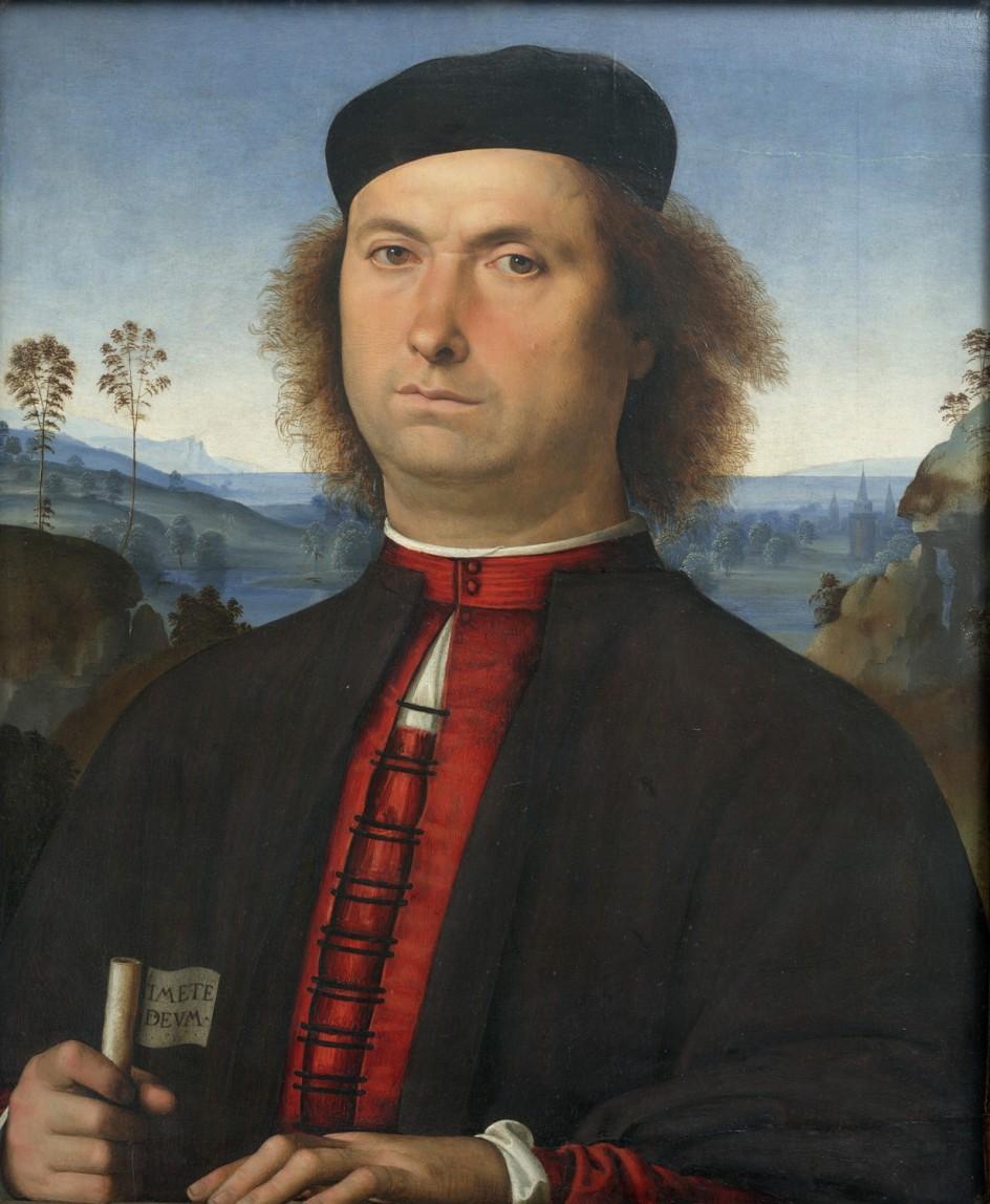 Retrato de Francesco Delle Opere