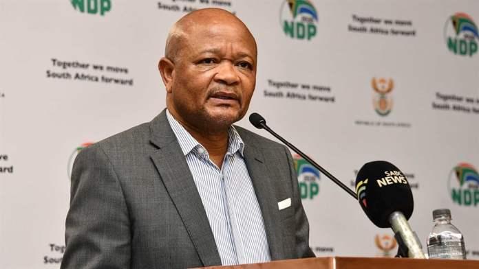 Minister of Public Service and Administration, Senzo Mchunu.