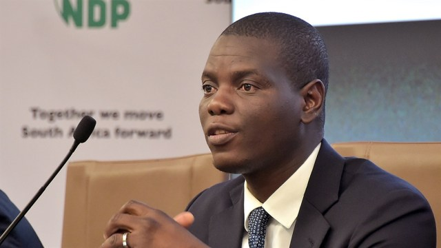 Minister of Justice and Correctional Services, Ronald Lamola.
