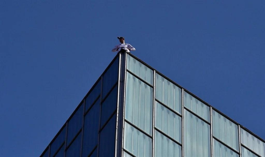 British skyscraper climber George