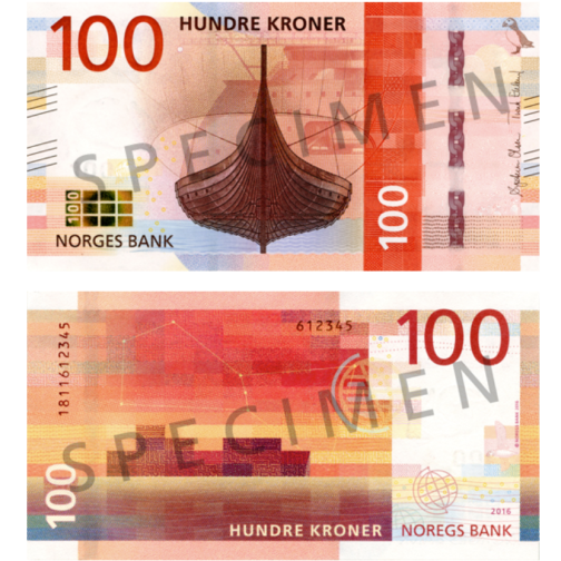 Most Beautiful Banknotes Of 2018