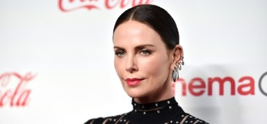 PIC: Charlize Theron teases fans with a 'new relationship'