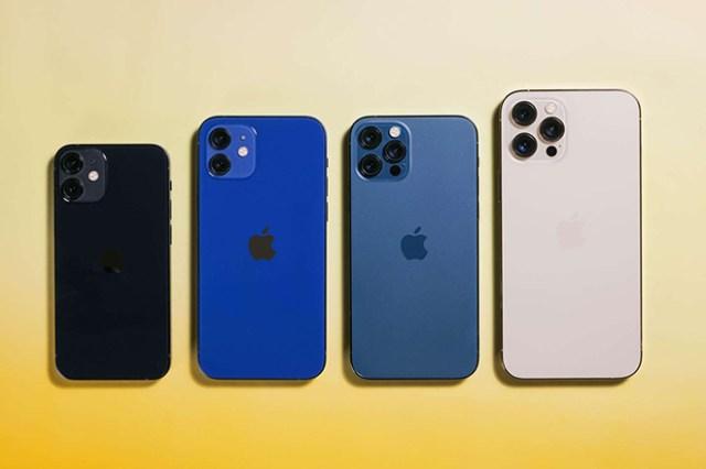 Vén màn những bí ẩn về thiết kế và màu sắc có trên iPhone 13 - 1