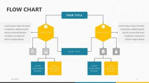 Flow Chart | Free PowerPoint Template