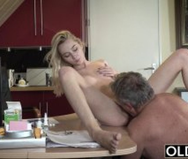 Hands Tight Teen Gives Blowjob Young Old Porn Martha Gives Grandpa A Sloppy Blow