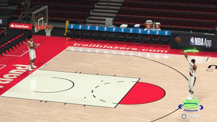 NBA 2K21 CURRENT-GEN GAMEPLAY COURTSIDE REPORT
