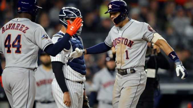 ALCS Game 5 Betting Preview: Houston Astros at New York Yankees