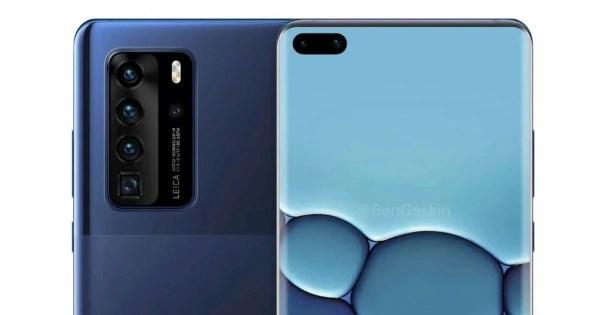 Huawei P40 e P40 Pro: marca revela data de apresentação oficial dos smartphones