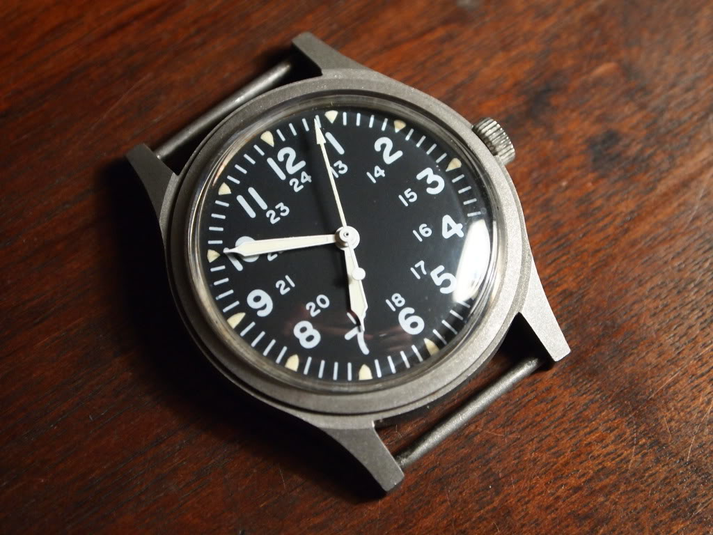 American Mil Spec A Gg W 113 Pilot Watch Buyers Guide