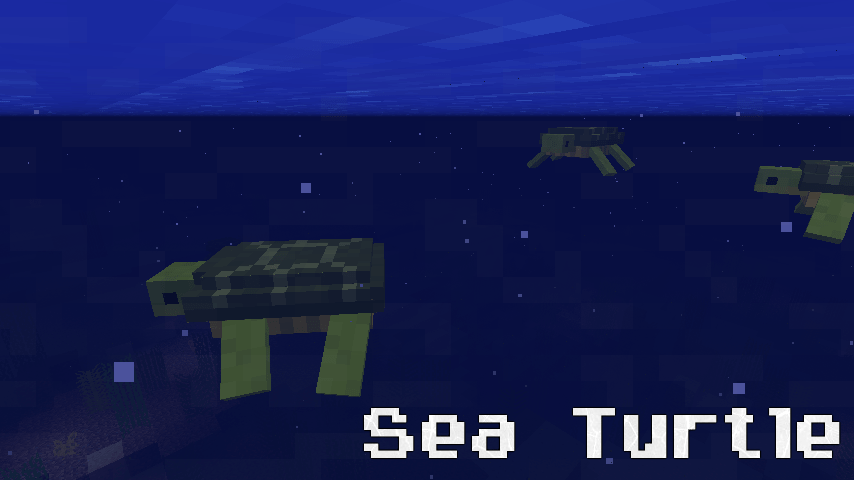 oceancraft-mod-sea-turtle.png
